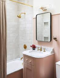 the best 16 small bathroom trends 2021 that are rule breaking