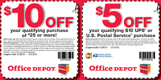5 off 2017 2018 coupons office depot coupon