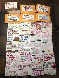 Open when letters presentforboyfriend birthday valentinesday