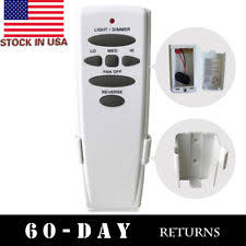 Hampton Bay Ceiling Fan Remote Control by Genuine Hampton Bay Ceiling Fan Remote Control Uc7078t With Up
