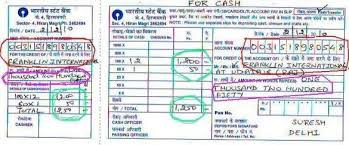 How to fill out a deposit slip Quora