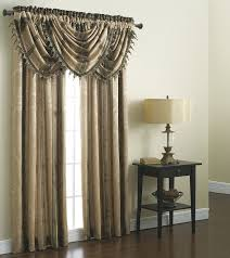 Waterfall Valance Curtain Set by Amazon Com Chapel Hill By Croscill Marquis Waterfall Swag Valance