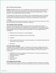 Resume Summary Example Best 30 Examples Professional Summary For ...