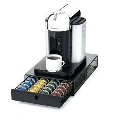 Nespresso Vertuoline Coffee And Espresso Maker With Aeroccino Plus Milk Frother Chrome