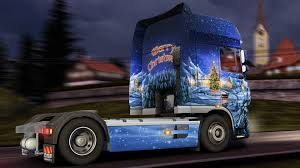 Euro Truck Simulator 2 - Christmas Paint Jobs Pack On Steam Euro Truck Simulator 2 Gold Steam Cd Key Trading Cards Level 1 Badge Buying My First Truck Youtube Deluxe Bundle Game Fanatical Buy Scandinavia Nordic Boxed Version Bought From Steam Summer Sale Played For 8 Going East Linux The Best Price Steering Wheel Euro Simulator With G27 Scs Softwares Blog The Dlc That Just Keeps On Giving V8 Trucks For Sale Pictures Apparently I Am Not Very Good At Trucks Workshop