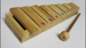 100 Home Made Xylophone How To Make DIY Music Instruments