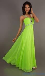 neon green prom dresses coat pant michelle pinterest neon