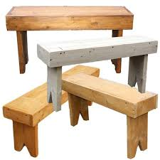 omas küchenbank holzbank bauernbank sitzbank esszimmer bank vintage rustikal handarbeit massivholz farbwahl wunschmaß