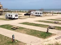 Beachfront RV Park Resort