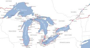 100 Mary Lake Ontario Great S Network Port Of Monroe