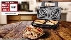 im test 2020 7 sandwichmaker im vergleichstest haus