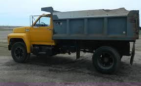 100 Dump Trucks Videos 1982 Ford F700 Dump Truck Item G7834 SOLD June 4 Govern