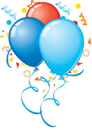 240x340 Birthday Party balloons