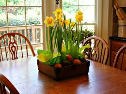 Dining Room Table Decorating Ideas For Spring by Kitchen Table Decor Dining Table Makeover Whitewash Table Top And
