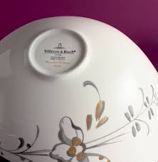 villeroy boch masterpieces are decorated pieces based o