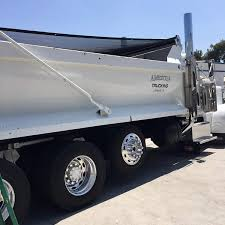 100 Dump Truck Tarp Super 10 Auto MultiColored Mesh Size 7 6 X 19 6