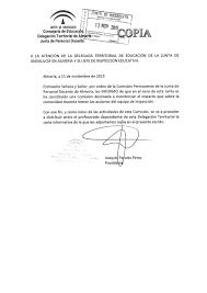 Ayuda Social Adjunto Carta De Gobernador Del Guayas By Fundación