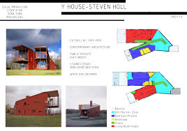100 Holl House Y HOUSE Steven BecomingArchitect