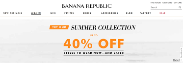 Banana Republic Coupon Wednesday 40 Off - Kodak Printer Coupons Athleta Promo Codes November 2019 Findercom 50 Off Bana Republic And 40 Br Factory With Email Code Sport Chek Coupon April Current Thrive Market Expired Egifter 110 In Home Depot Egiftcards For 100 Republic Outlet Canada Pregnancy Test 60 Sale Items Minimal Exclusions At Canada To Save More Gap Uae Promo Code Up Off Coupon Codes Discount Va Marine Science Museum Coupons Blooming Bulb Catch Of The Day Free Shipping 2018 How 30 Off Coupons Money Saver 70