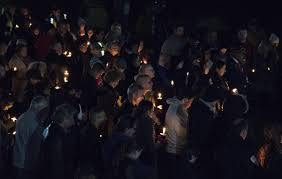 Rockford gathers in prayer for officer killed in the line of duty