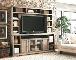 Entertainment Center Wall Shelves Cabinet Wood Pallets Stands With Bookcases Furniture Centers Wooden Stand