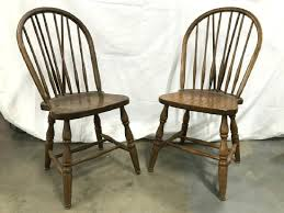 Windsor Style Chairs Country Dining Miller Slay Woodworking ...