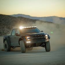 KC HILITES | Gravity® LED Pro6 2017 Ford Raptor 9-Light 57