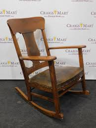 Antique Leather Upholstered Rocking Chair | FlippsMart Vintage Leather Rocking Chair Jack Rocker In Various Colors Burke Decor Uhuru Fniture Colctibles Folding 125 Chairs Armchairs Stools Archivos Moycor West Coast Fruitwood Folding Chair With Leather Seat Lutge Gallery By Ingmar Relling For Westnofa 1960s And Wood Boat Angel Pazmino Lounge Muebles De Estilo Spanish Ralph Co Midcentury Modern Costa Rican Campaign Antique Upholstered Flippsmart