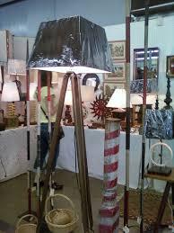 Surveyor Style Floor Lamps by 100 Surveyor Floor Lamp Tripod Vintage Surveyors Tripod
