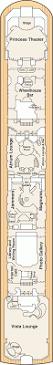 Star Princess Aloha Deck Plan by Dawn Deck 7 Promenade 0 Gif