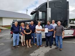 100 Purdy Brothers Trucking Chris Campbell Received Truck Title Lease Purchase Program
