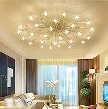 deckenleuchte led modern deckenle styling acryl leschirm wohnzimmer leuchte eisen deckenbeleuchtung romantische chic design schlafzimmer