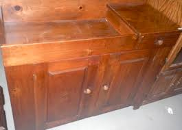 Ethan Allen Maple Dry Sink by Jlr Auctions