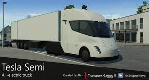 100 Semi Truck Games Steam Workshop Tesla