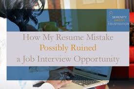 How A Resume Mistake Possibly Ruined My Job Interview Opportunity ... Resume Maker Mac Business Management Software 25 Pc Send Email Sample Emailing Executive Samples By Awardwning Writer Laura Smithproulx Conrngacvtoanexecutivesummarypdf Rsum Doctor Of Brad Saiki Attorney Lawyer Rumes Following Up On A Sent Resume Search Overview Jobmount Emails For Job Applications 12 Examples Gulf Countries Jobs Sent Process L Upload To Dubai 21 Exemple De Cv Stage 3eme Attiyada Wood Basic Modern