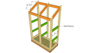 Free Shed Plans 8x8 Online by Johnas