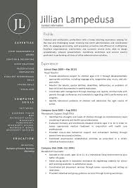 Example Of The Resume For A Teacher Who Decided To Change Careers Different Template Was Used Highlight Creative Part Person And Make Their