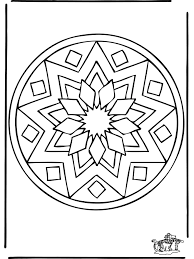 Brilliant Ideas Of Printable Easy Mandala Coloring Pages Also Format Sample