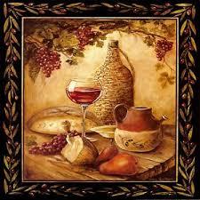 Tuscan Wine And Grape Kitchen Decor by Tuscan Wine U0026 Grapes I Italian Kitchen Theme Decor Square Coaster
