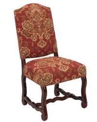 Ethan Allen Corrine Chair in Cypress Gray Nice subtle pattern