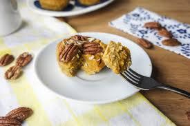 Pumpkin Pie Overnight Oats Rabbit Food by Double Pumpkin Pie Oatmeal Muffins Gluten Free Sugar Free