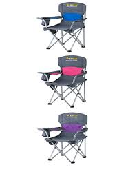 Oztrail Junior Deluxe Arm Chair | Campingworld.com.au Magellan Outdoors Big Comfort Mesh Chair Academy Afl Freemantle Cooler Arm Bcf Folding Chairs At Lowescom Joules Kids Lazy Pnic Pool Blue Carousel Oztrail Modena Polyester Fabric 175mm Tensile Steel Frame Gci Outdoor Freestyle Rocker Camping Rocking Stansportcom Office Buy Ryman Amazoncom Ave Six Jackson Back And Padded Seat Set Of 2 Portable Whoales Direct Coleman Foxy Lady Quad Purple World Online Store Mandaue Foam Philippines