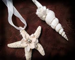 Seashell Christmas Tree Ornaments by 16 Best Wreaths Images On Pinterest Shell Beach Decorations And