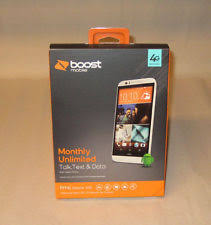 HTC 4GB Boost Mobile Smartphones