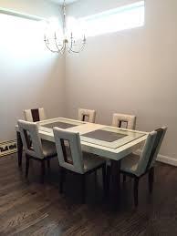 Sofia Vergara Black Dining Room Table by 7 Piece Dining Set Sofia Vergara Savona Rooms To Go