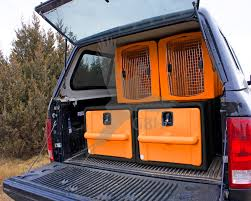 100 Truck Dog Kennels Dakota 283 Gun Vault And Kennel System Gamebird Hunts Store