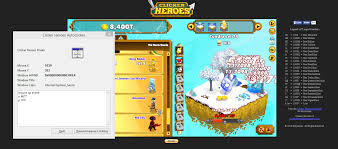 Cookie Clicker Beta Halloween by My Clicker Heroes Autohotkey Auto Clicker And A Teaser