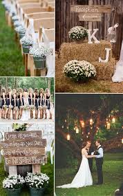 Rustic Wedding Decorations Australia Inspiration