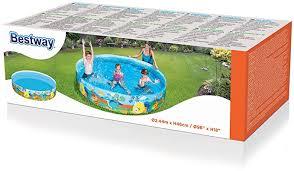 spielzeug 183 x 38 kinder pool planschbecken bestway 55030