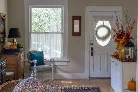 Front Door Opens Into Living Room Directly